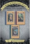 A Series of Unfortunate Events Collection: Books 1-3 with Bonus Material: The Bad Beginning, The Reptile Room, The Wide Window - Brett Helquist, Lemony Snicket