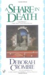 A Share In Death - Deborah Crombie