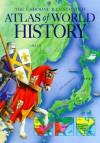 The Usborne Illustrated Atlas Of World History - Lisa Miles