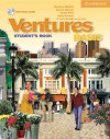 Ventures Basic Student's Book with Audio CD - Gretchen Bitterlin, Dennis Johnson, Donna Price