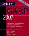 Wiley GAAP: Interpretation and Application of Generally Accepted Accounting Principles - Barry J. Epstein, Steven M. Bragg, Ralph Nach
