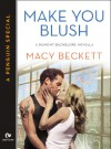 Make You Blush - Macy Beckett