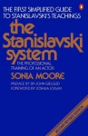 The Stanislavski System: The Professional Training of an Actor; Second Revised Edition (Penguin Handbooks) - Sonia Moore, Joshua Logan, John Gielgud
