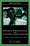 Modern Insurgencies and Counter-Insurgencies: Guerrillas and Their Opponents Since 1750 - Ian F. W. Beckett