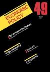 Economic Policy 49 - Georges De Menil, Richard Portes, Hans-Werner Sinn, Richard Baldwin, Giuseppe Bertola, Paul Seabright