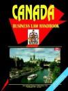 Canada Business Law Handbook - USA International Business Publications, USA International Business Publications