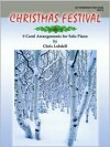 Christmas Festival, Level 6: 9 Carol Arrangements for Solo Piano - Chris Lobdell