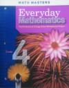 Everyday Mathematics, Math Masters Grade 4 (University of Chicago School Mathematics Project) - Max Bell, John Bretzlauf, Amy Dillard, Robert Hartfield, Andy Isaacs