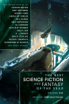 The Best Science Fiction and Fantasy of the Year Volume 6 - Neil Gaiman, Caitlin R Kiernan , Cory Doctorow, Jonathan Strahan, Stephen Baxter