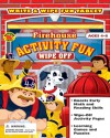 Firehouse Activity Fun: Write & Wipe Fun Tablets - School Specialty Publishing, Brighter Child