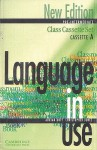 Language in Use Pre-Intermediate New Edition Class Audio Cassette Set (2 Cassettes) - Adrian Doff, Christopher Jones