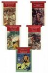 Oxford World Classics - Children's Classics Set: 5-volume set - Kenneth Grahame, L. Frank Baum, Hans Christian Andersen, J.M. Barrie, Frances Hodgson Burnett