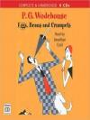 Eggs, Beans and Crumpets (MP3 Book) - P.G. Wodehouse, Jonathan Cecil
