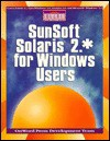 SunSoft Solaris 2.* for Windows Users - Onword Press