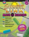 Summer Link Math plus Reading, Summer Before Grade 6 (Summer Link Series) - School Specialty Publishing, American Education Publishing