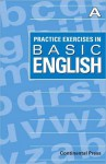 English Workbook: Practice Exercises in Basic English, Level A - 1st Grade - continental press