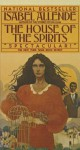 The House of the Spirits - Isabel Allende, Magda Bogin