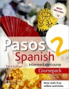Pasos 2 Spanish Intermediate Course 3rd edition revised: Course Pack - Rosa Maria Martin, Martyn Ellis