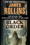 Black Order with Bonus Material - James Rollins