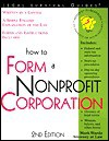 How to Form a Nonprofit Corporation - Mark Warda