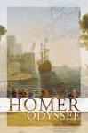 Odyssee - Homer, Johann Heinrich Voß (Übers.)