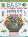 Easy Container Combos: Herbs & Flowers - Pamela Crawford