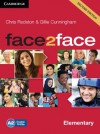 Face2face Elementary Class Audio CDs (3) - Chris Redston, Gillie Cunningham