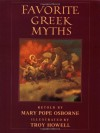Favorite Greek Myths - Mary Pope Osborne, Troy Howell