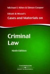 Elliott and Wood's Cases and Materials on Criminal Law - Michael J. Allen, Simon Cooper