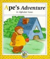 Ape's Adventure in Alphabet Town - Janet McDonnell, Linda S. Hohag