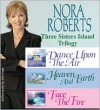 Nora Roberts Three Sisters Island Trilogy - Nora Roberts