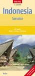 Indonesia: Sumatra Nelles Map (Nelles Maps) - Nelles Verlag
