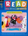 R.E.A.D. Step Up Prek-K (R.E.A.D Workbook) (R.E.A.D.: Read, Explore, and Discover) - Rozanne Lanczak Williams, Janet Sweet, Stacey Faulkner