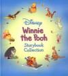 Disney's: Winnie the Pooh Storybook Collection - Kathleen Weidner Zoehfeld, Lisa Wiseman, Robbin Cuddy