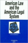 Bonfield's American Law and the American Legal System in a Nutshell - Lloyd Bonfield