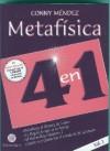 Metafisica 4 En 1 Volumen I - Conny Méndez