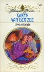 Java Nights - Karen van der Zee
