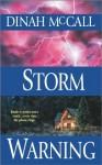 Storm Warning - Dinah McCall