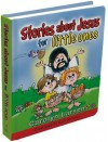 Stories about Jesus for Little Ones (Board Book) - Carolyn Larsen, Rick Incrocci