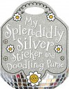 My Splendidly Silver Sticker and Doodling Purse - Make Believe Ideas