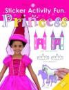 Sticker Activity Fun Princess - Roger Priddy
