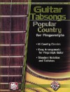 Guitar Tabsongs: Popular Country for Fingerstyle - Alfred A. Knopf Publishing Company, Warner Bros