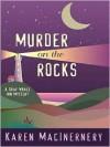 Murder on the Rocks (Gray Whale Inn Mystery, #1) - Karen MacInerney
