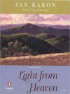 Light from Heaven (Mitford Series #9) - Jan Karon, John McDonough