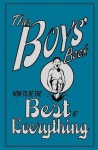 The Boys' Book - Guy Macdonald, Dominique Enright