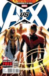 Avengers vs. X-Men Round 6 - Jonathan Hickman, Olivier Coipel, Mark Morales, Laura Martin