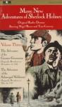 The Adventure of the Genuine Guarnarius / The Adventure of the Submerged Nobleman - Denis Green, Nova Audiobooks, Arthur Conan Doyle
