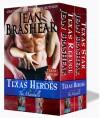 Texas Heroes: Volume 2 (The Marshalls Books 1-2) - Jean Brashear