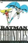 The Batman Chronicles, Vol. 4 - Bill Finger, Bob Kane, Jerry Robinson