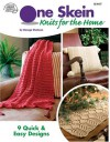 One Skein Knits for the Home - Bobbie Matela, Bobbie Matela, Kathy Wesley
